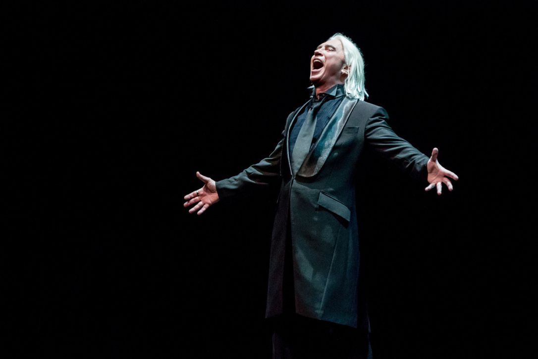 opera baritone Hvorostovsky sing vocal stage performance Toronto Russian classical