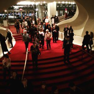 Met opera lobby