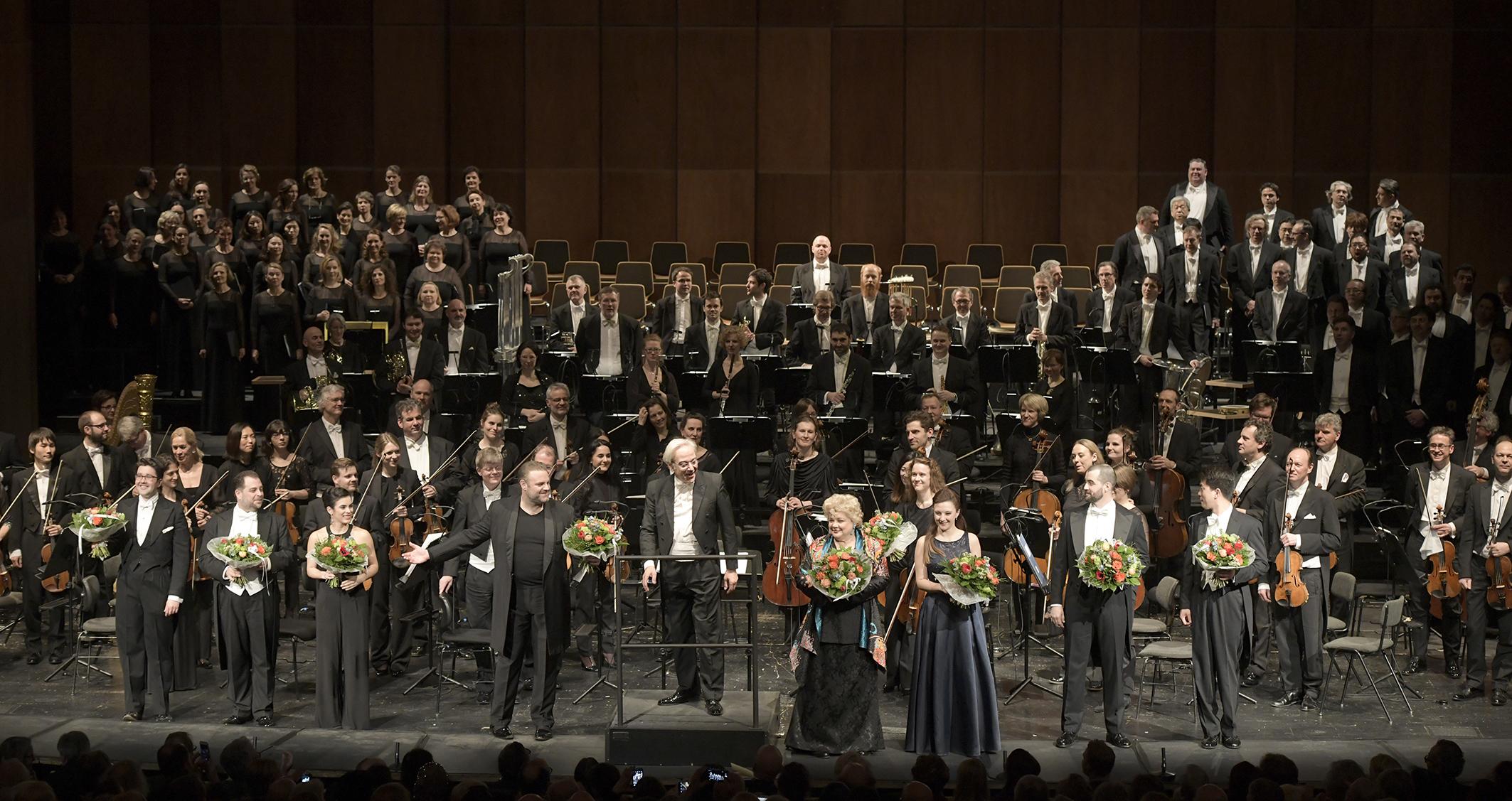 Deutsche Oper Berlin Cilea