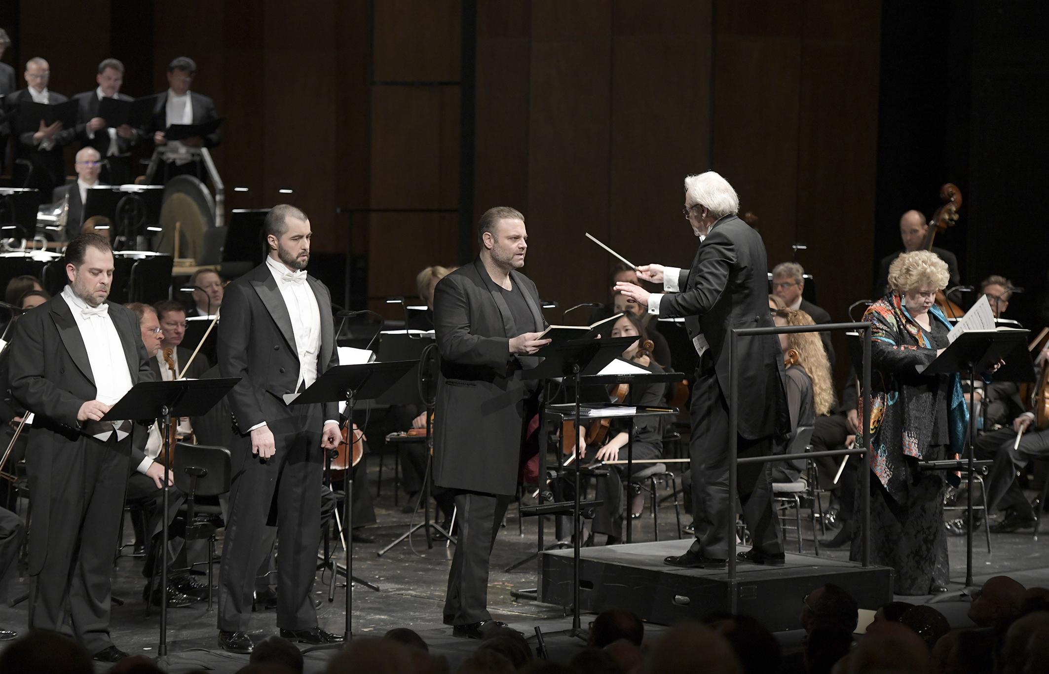 L'Arlesiana Deutsche oper
