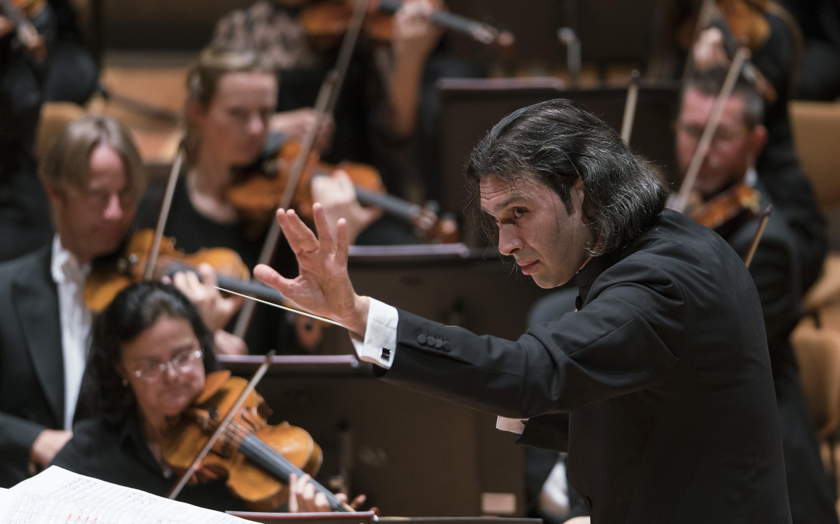 Rundfunk-Sinfonieorchester Berlin - Antrittskonzert von Vladimir Jurowski