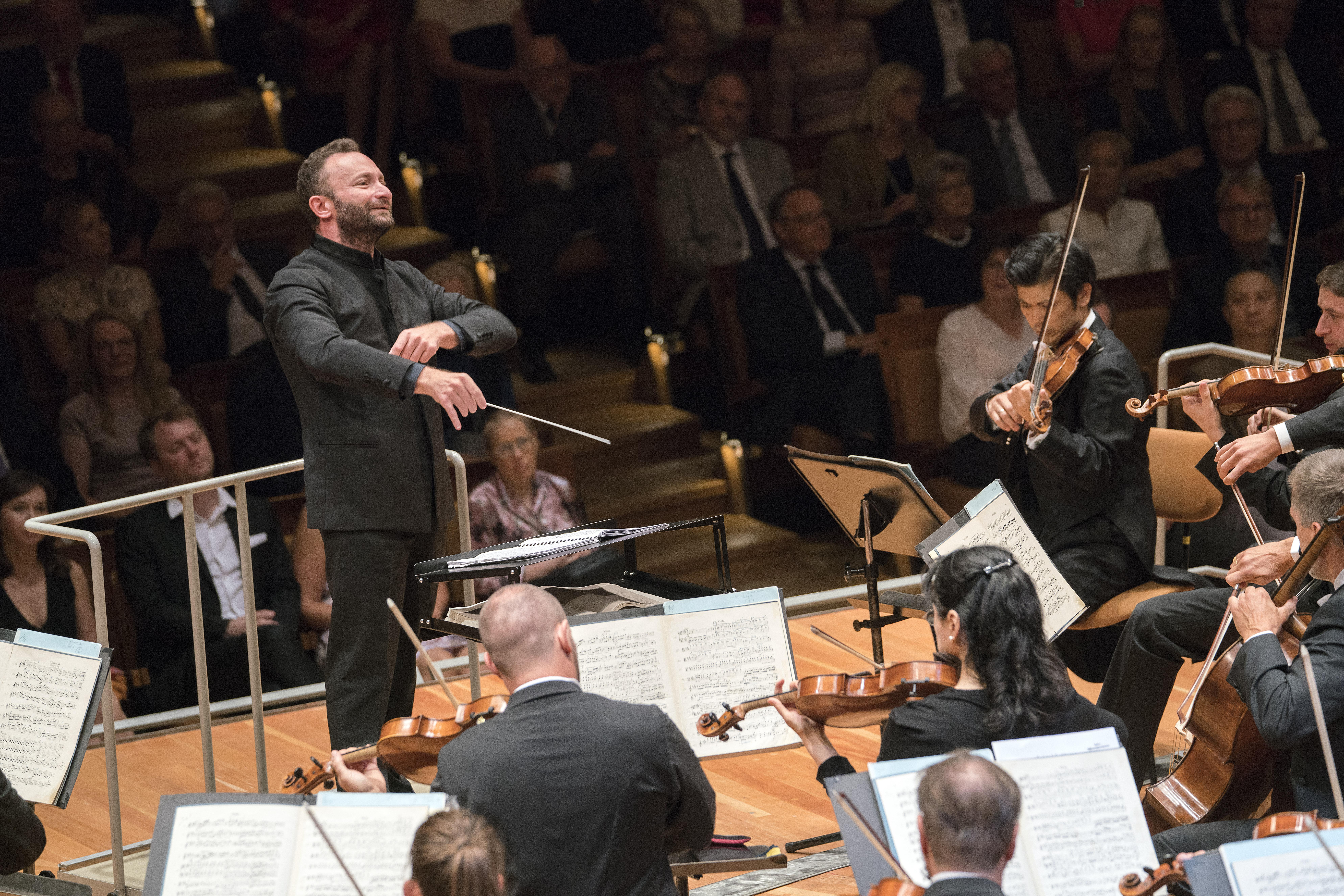 Petrenko Berlin Philharmonic