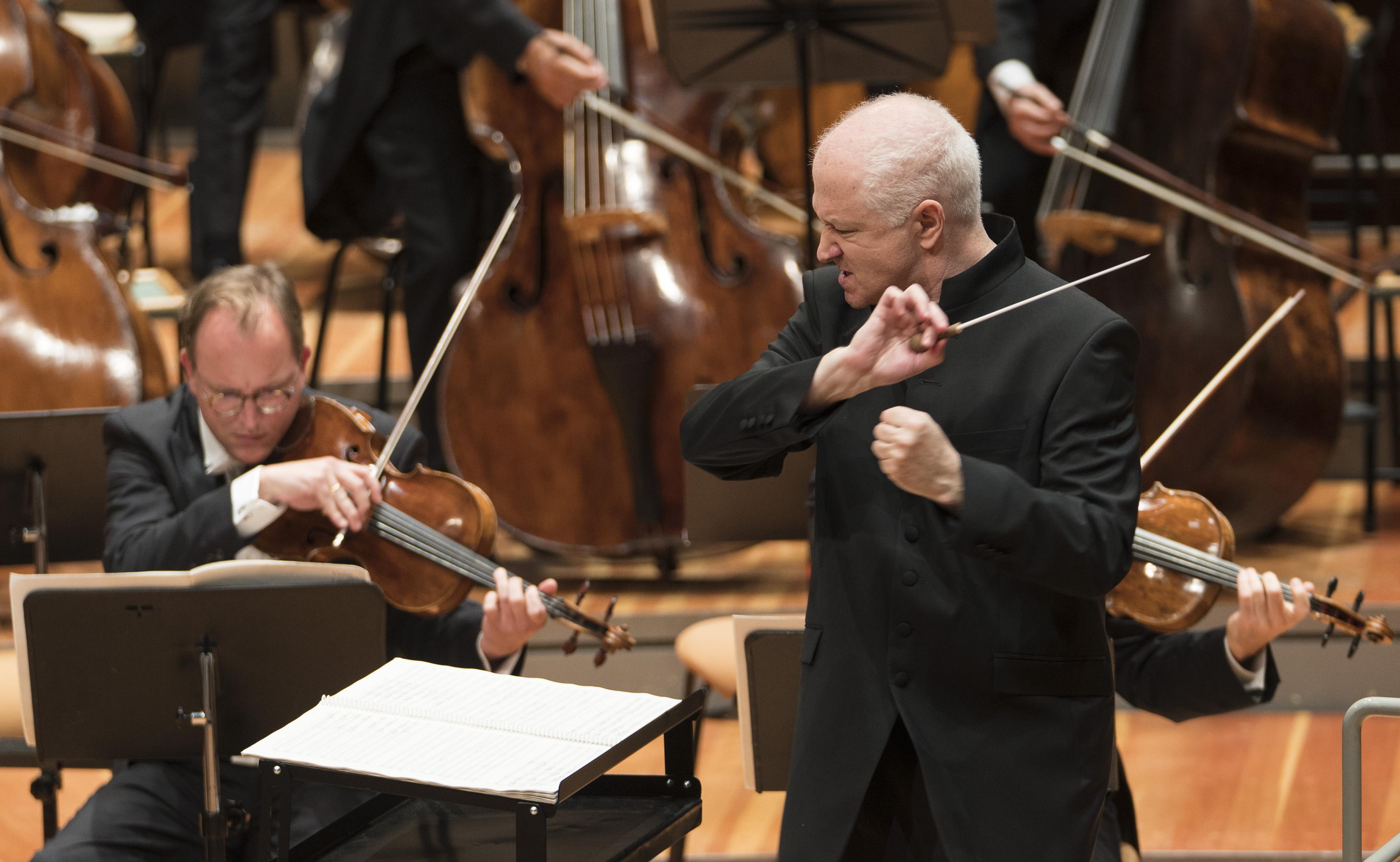 Musikfest Berlin 2018: Berliner Philharmoniker; Georges Benjamin