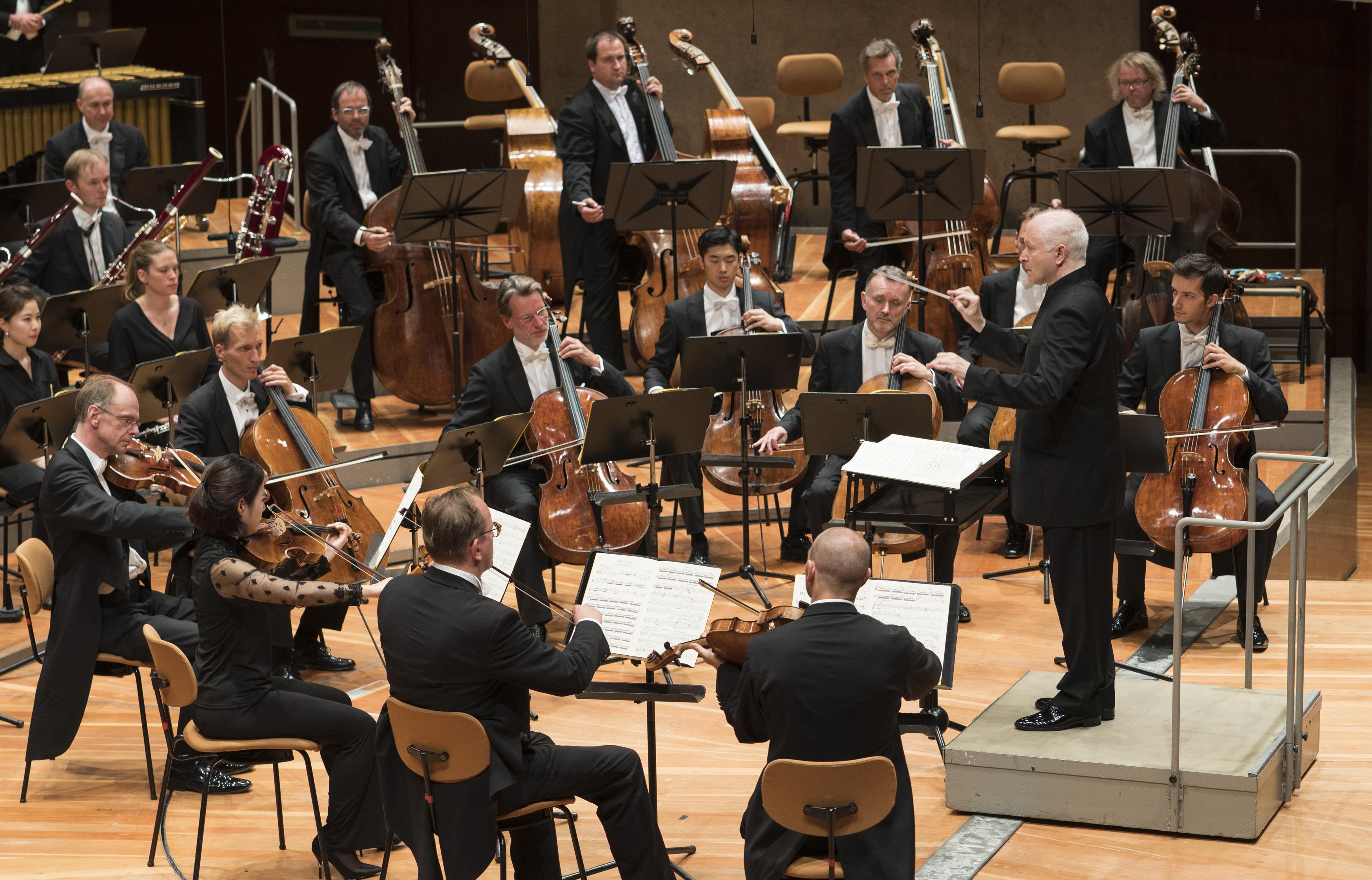 Musikfest Berlin 2018: Berliner Philharmoniker Georges Benjamin