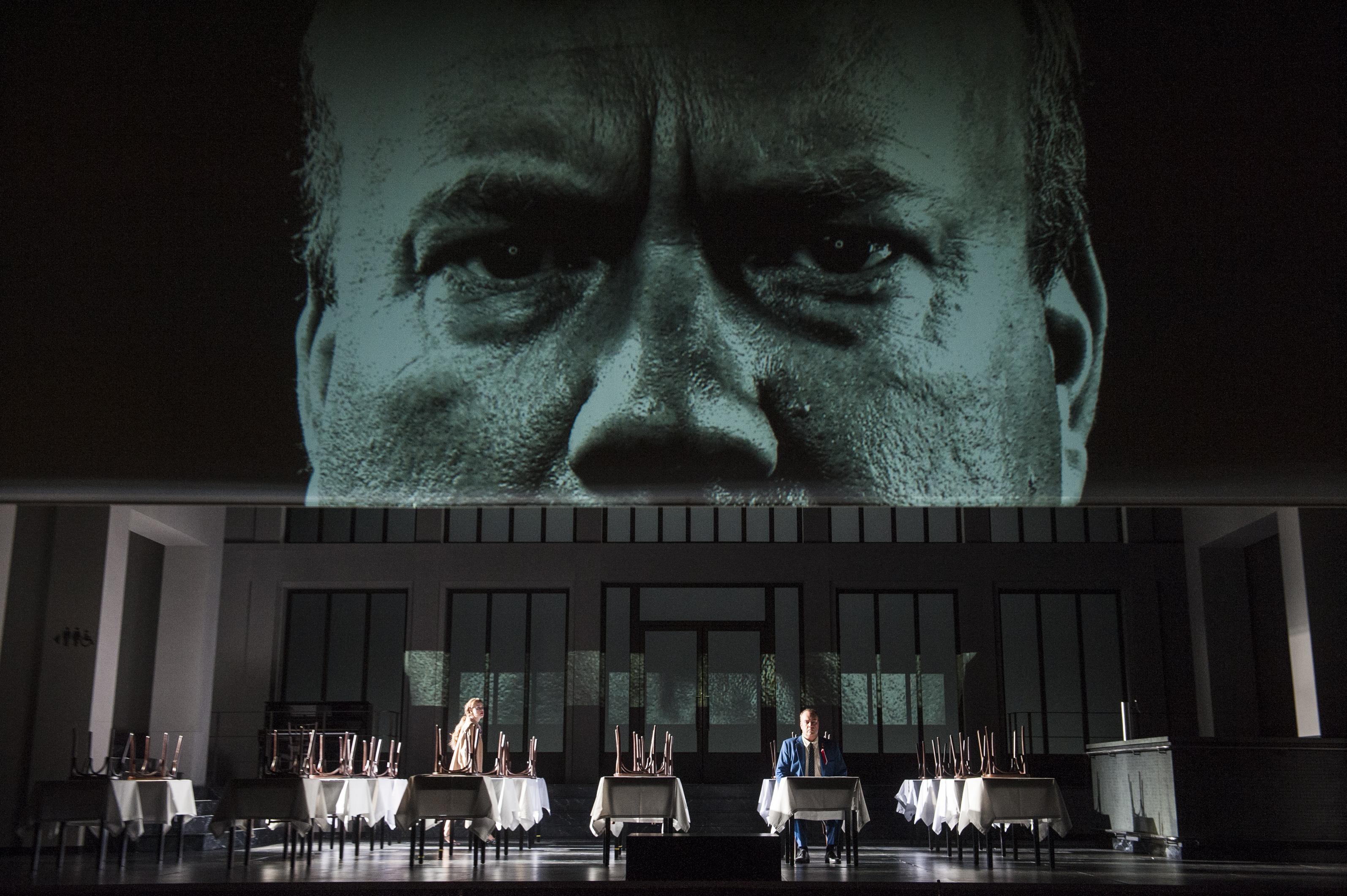 Deutsche Oper Wozzeck