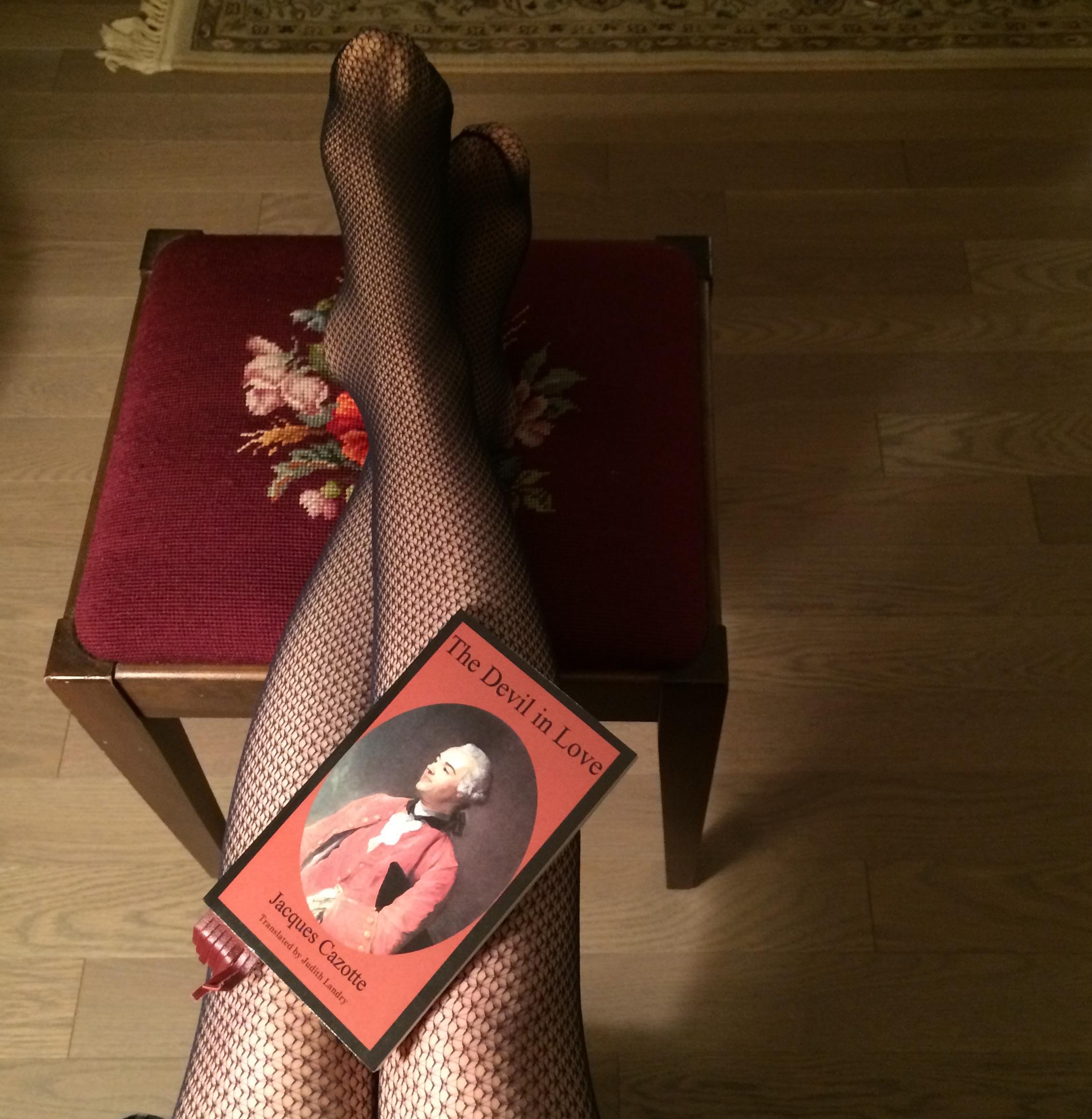 legs book reading