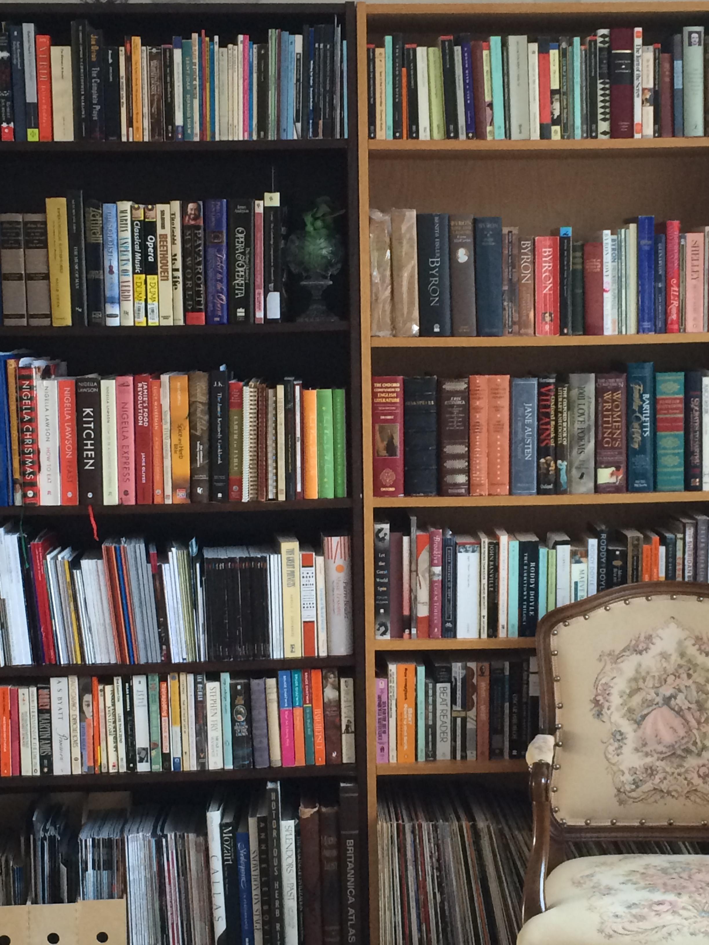 books mine