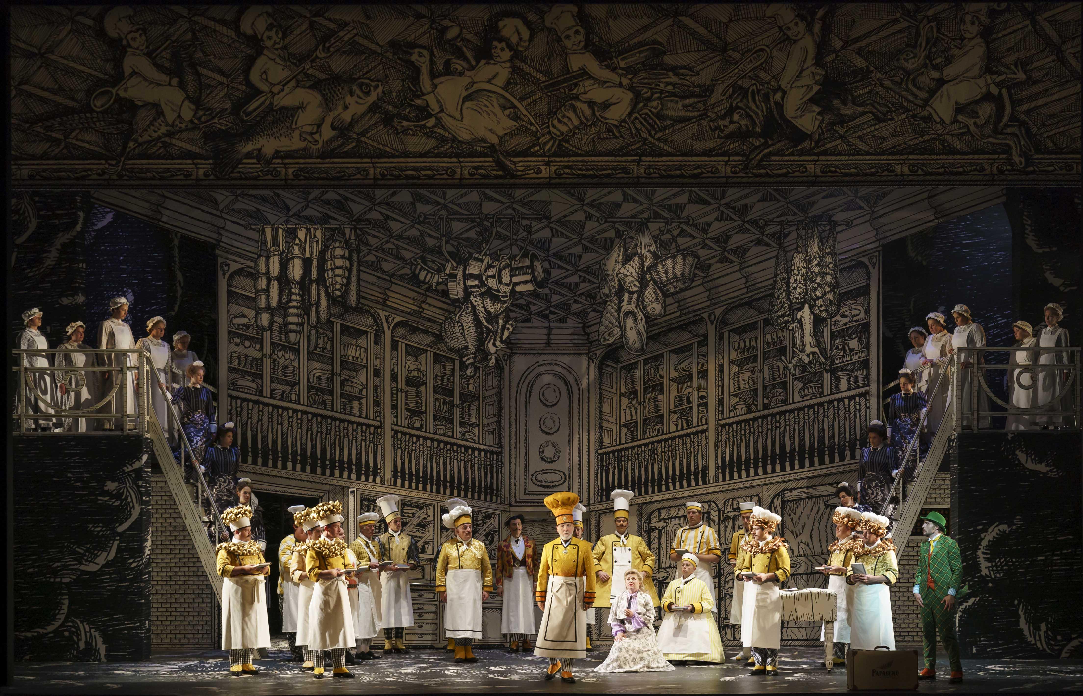 The Opera Queen -