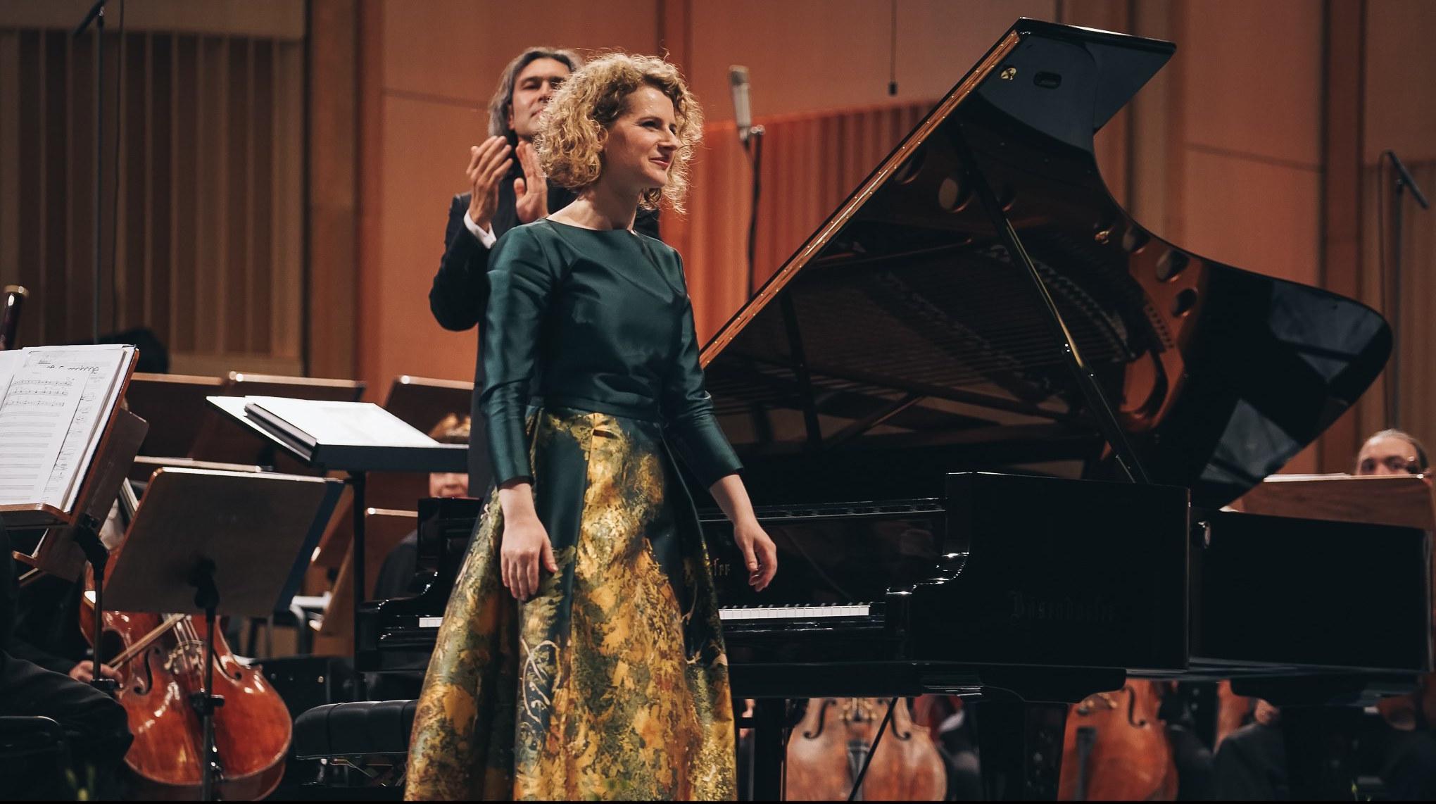 piano pianist Silocea music classical performance culture stage live Romania