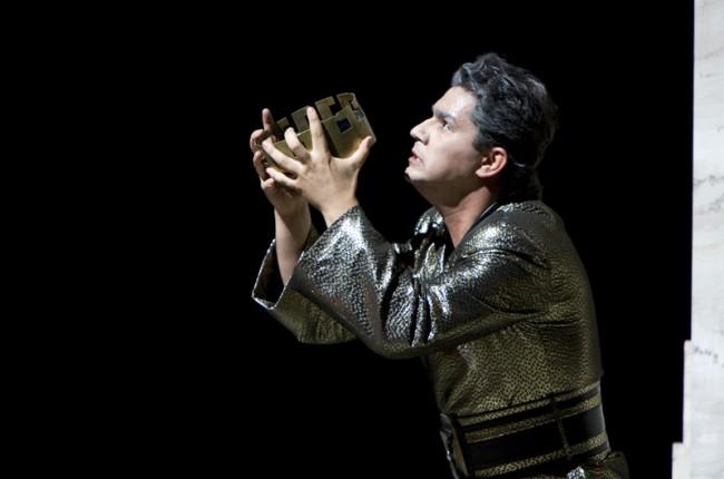 mozart opera stage tenor