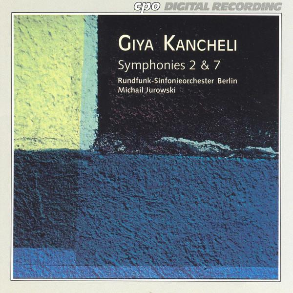 Jurowski Kancheli classical recording Rundfunk-Sinfonieorchester Berlin