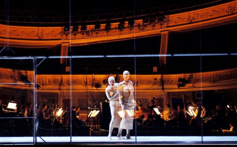 Marlis Petersen soprano Henze Phaeda world premiere Peter Mussbach Berlin opera live performance classical ensemble modern mirror Berlin