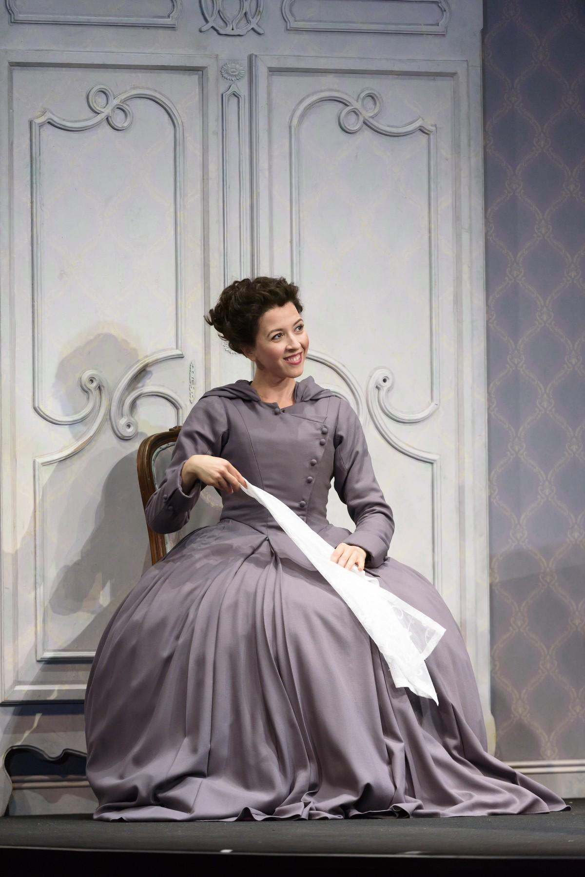 soprano singer vocal opera Lisette Oropesa Glyndebourne Norina bel canto stage performance