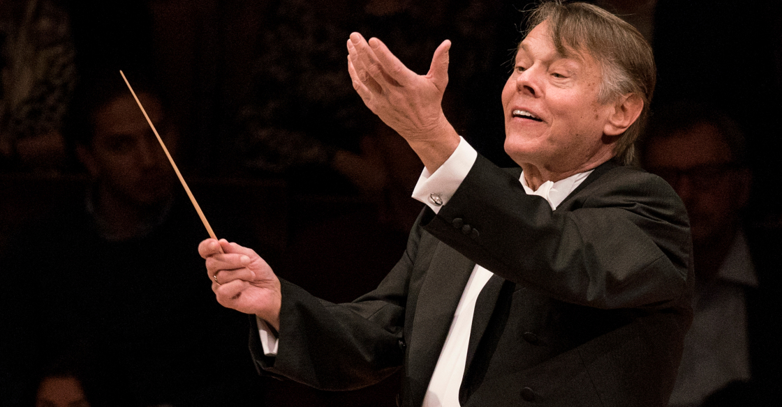 Jansons conductor maestro Latvian classical music