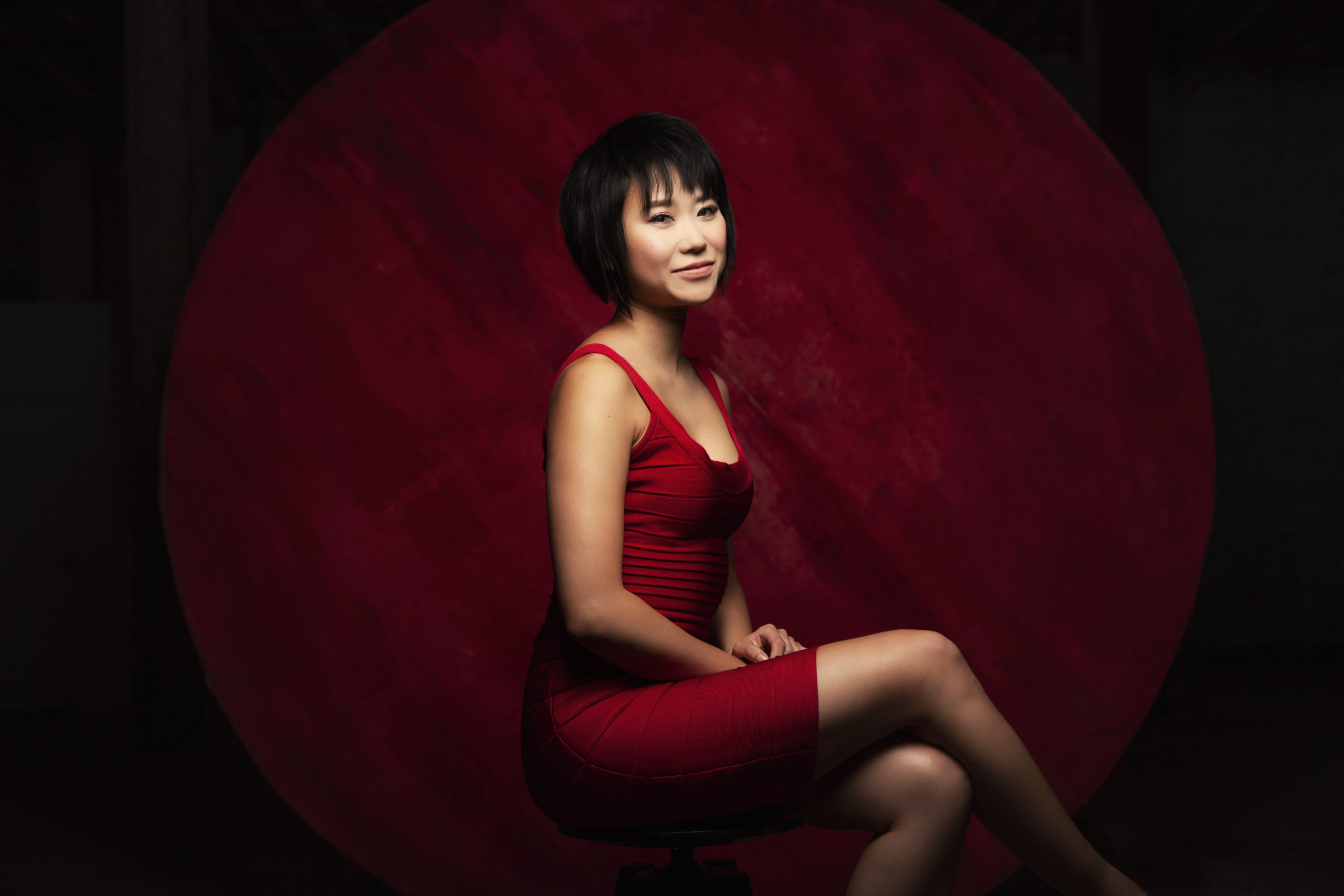 Yuja Wang classical music piano artist Chinese creative