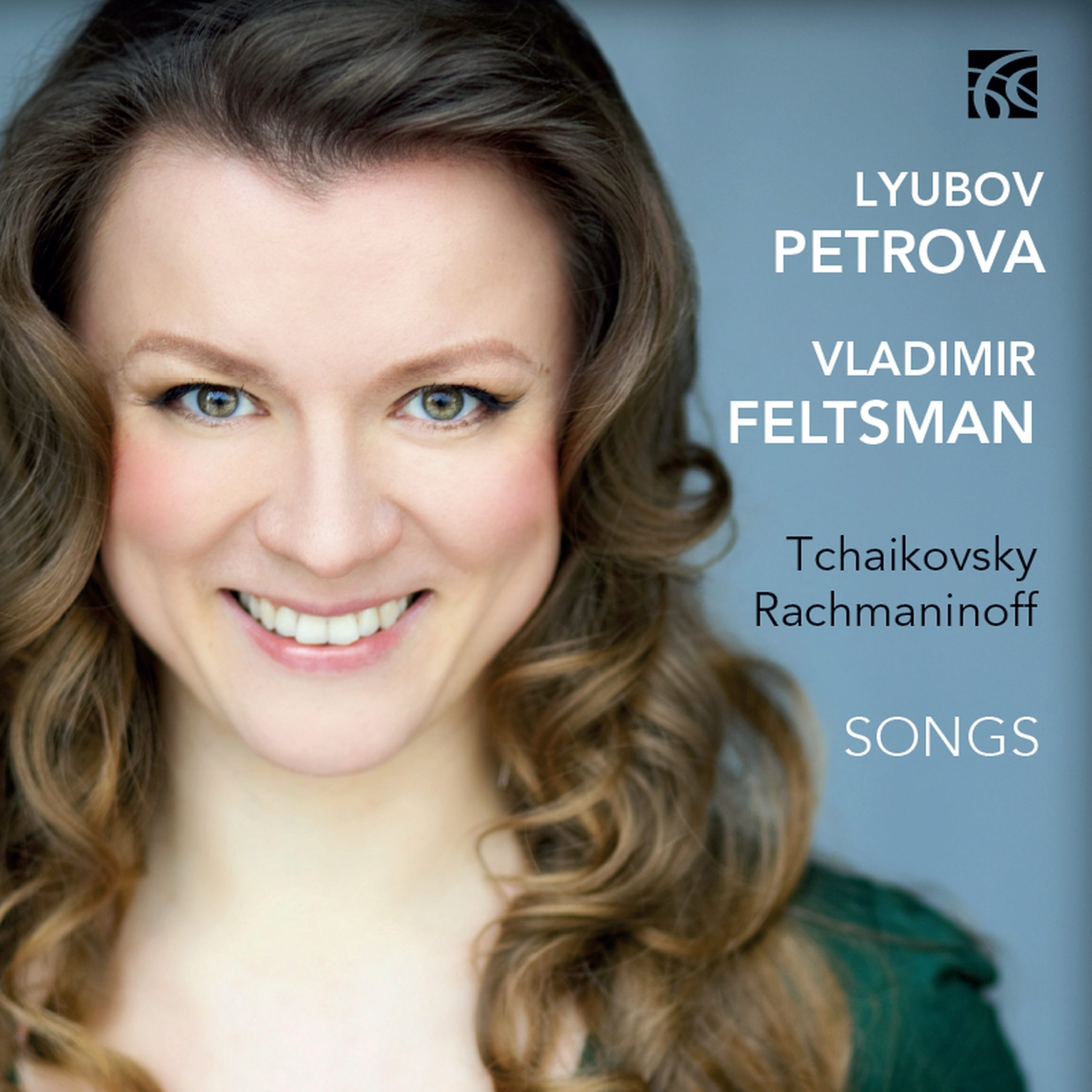 Petrova soprano Russian portrait head shot singer art opera album songs cover