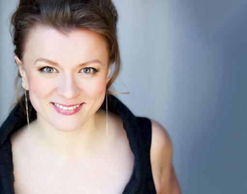 Petrova soprano Russian portrait head shot singer art opera
