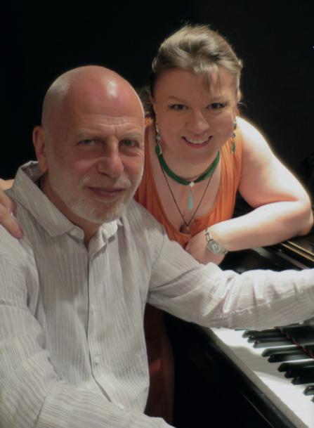 singer pianist Petrova Feltsman album classical opera vocal songs Rachmaninoff Tchaikovsky