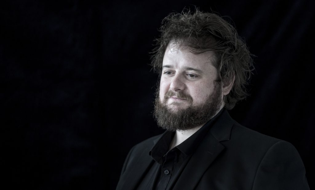Allan Clayton tenor classical singer sing vocal vocalist opera British
