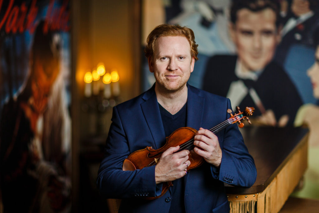 Daniel Hope, violin, violinist, soloist, performer, artist, host, Hope@Home, classical