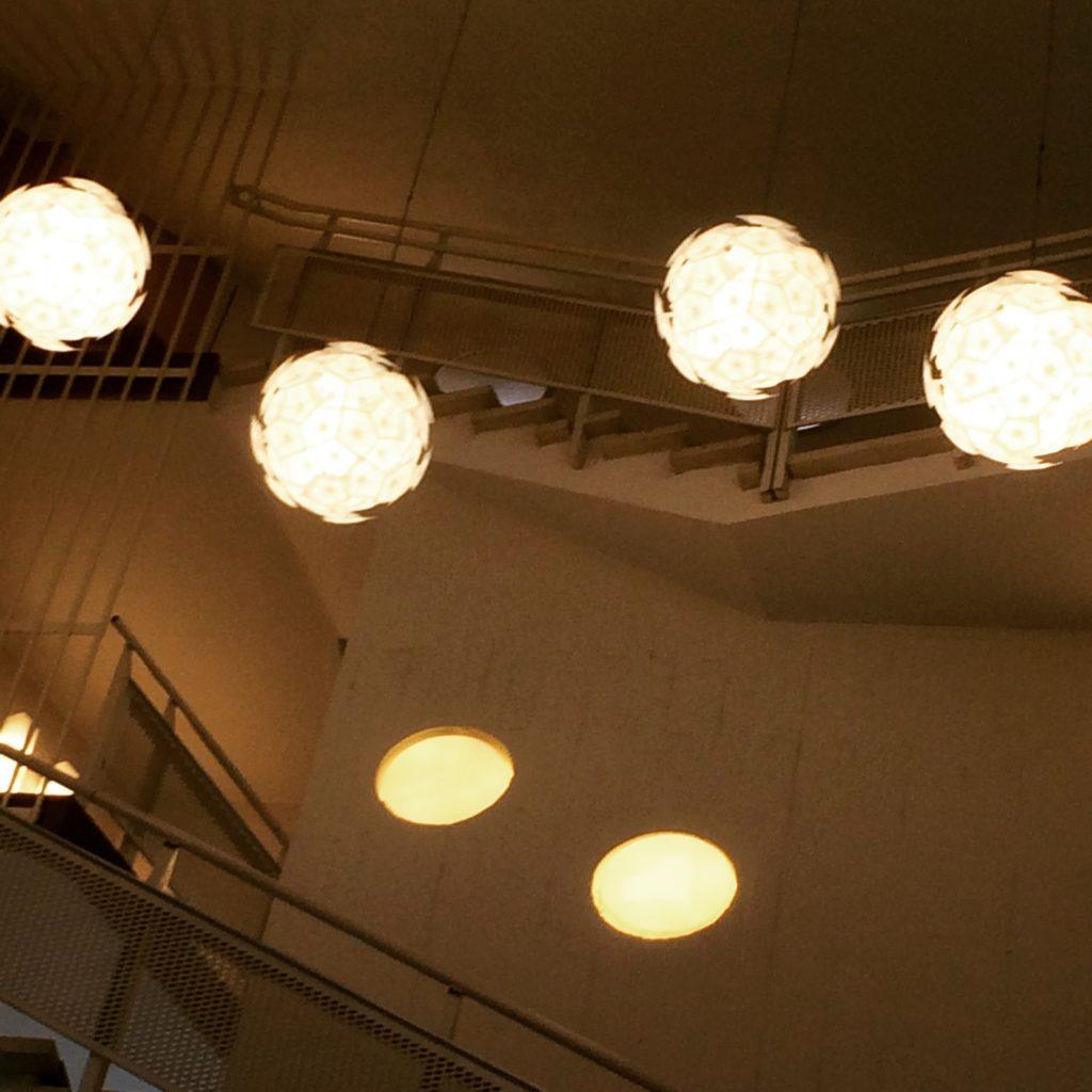 music, performance, classical, venue, architecture, design, lights, Berlin, Philharmonie