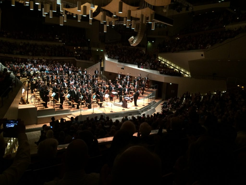 Berlin, classical, auditorium, performance, music, culture, stage, orchestra, performance