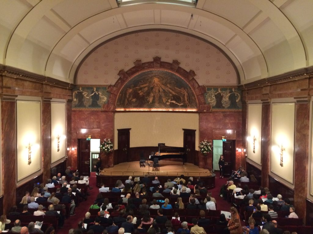 Wigmore, auditorium, hall, performance, culture, music, London, intimate, venue