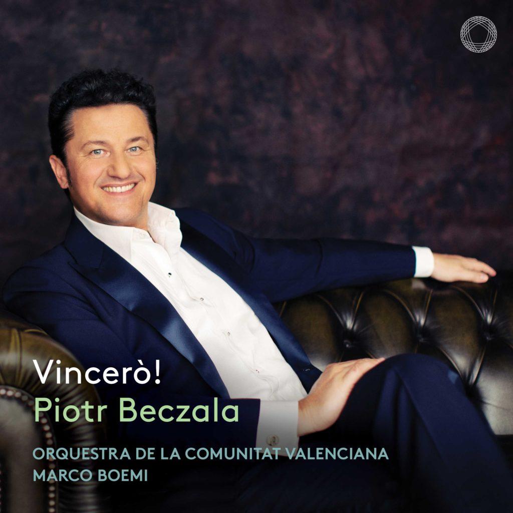 Piotr Beczala, portrait, tenor, opera, singer, voice, album, Vincero!