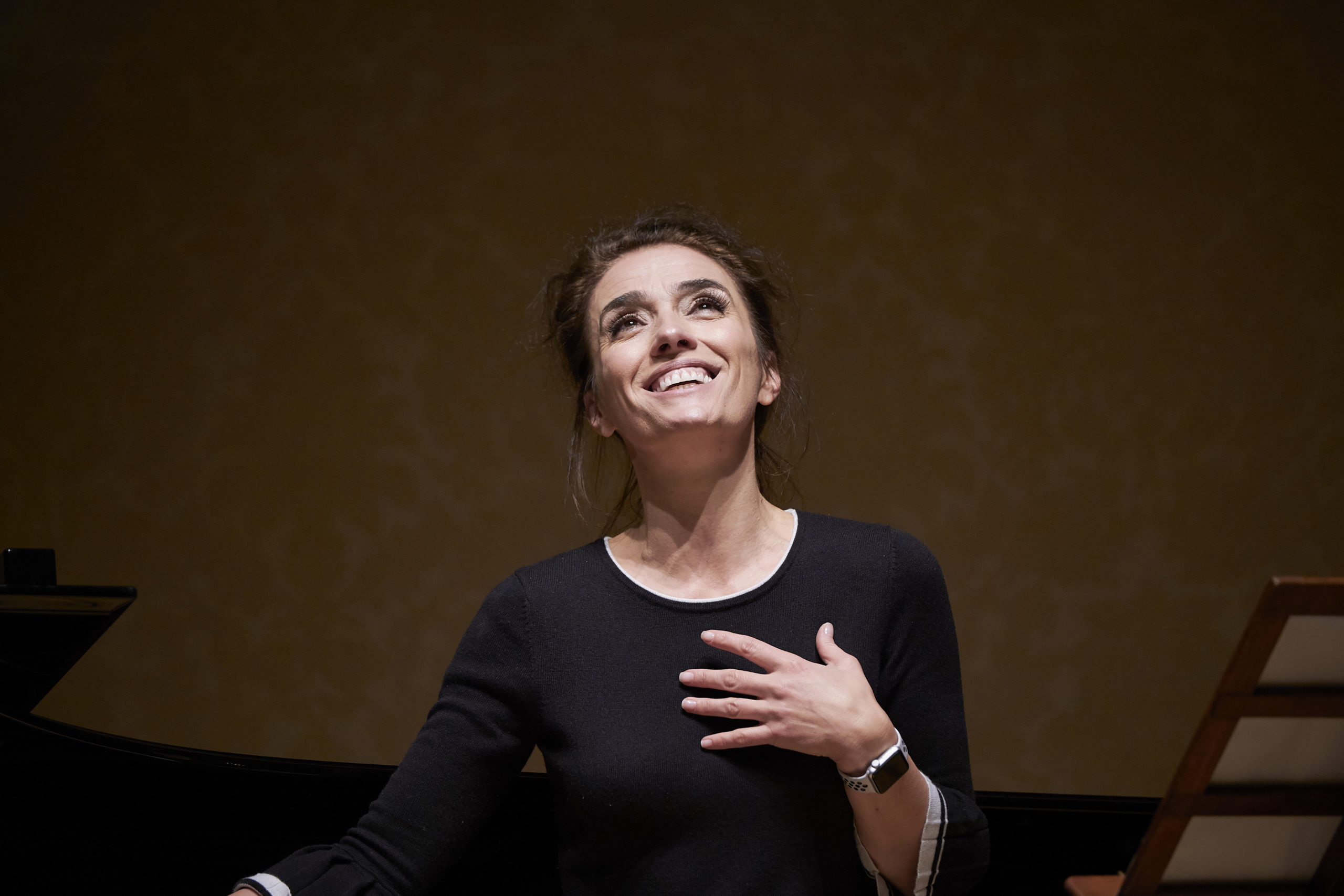 Ermonela Jaho, soprano, performance, singer, singing, live, voice, vocal, concert, recital, Wigmore Hall, London, opera, Opera Rara