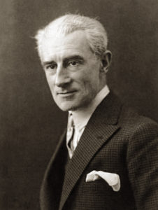 Ravel, composer, French