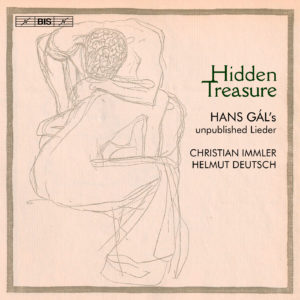 Hans Gál, music, classical, lieder, album, Christian Immler, Helmut Deutsch, voice, piano, 20th century