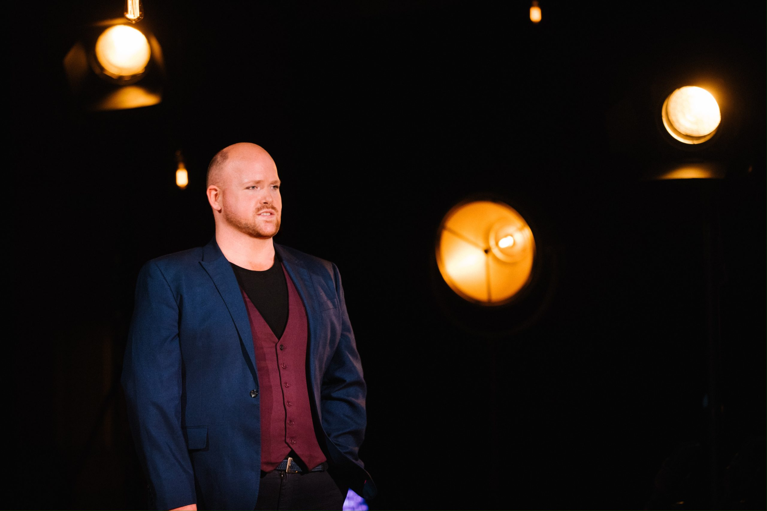 Nicky Spence, tenor, classical, singer, voice, vocal, sing, stage, performer, culture, Scottish, Royal Opera