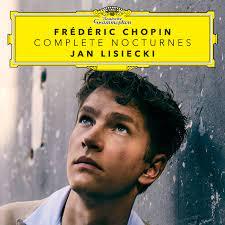 Jan Lisiecki, music, piano, pianist, Deutsche Grammophon, culture, classical, Chopin, nocturnes, cover